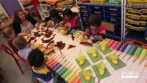Rythmes éducatifs :  Atelier Pâte à sel