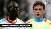 Mendes/Diawara : il n'y a pas photo
