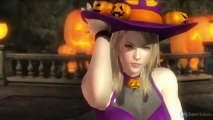 Dead or Alive 5 Ultimate - Trailer Costumes d'Halloween