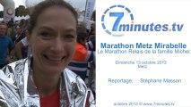 Marathon Relais - Marathon Metz Mirabelle 2013