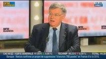 Didier Lombard, ancien pdg de France Telecom, dans Le Grand Journal - 16/10 2/4