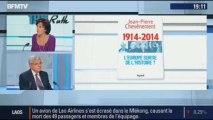Jean-Pierre Chevènement: l'invité de Ruth Elkrief - 16/10