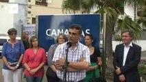 Una exposición gráfica de EFE repasa la historia reciente de Canarias