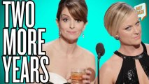 Tina Fey and Amy Poehler Hosting Golden Globes: Top 5 Moments | DAILY REHASH | Ora TV