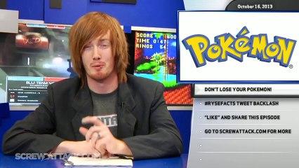Hard News 10/16/13 - Double Fine, Pokemon, and Ryse - Hard News