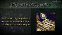 DIY Acoustic Guitar & Electric Guitar Maintenance