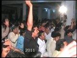 ▶ reply imam hussain ko shia ne shaheed kiya bakwas irfan shah answer 5 by khoshbo - YouTube