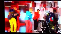 20120401 Super Junior - Mr. Simple (3D LG Version) Making Film BTS