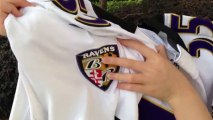 Wholesale Cheap NFL Jerseys - Baltimore Ravens Terrell Suggs #55 Jerseys