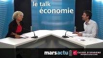 Le talk économie Marsactu : Ariane Benoît présente la Salon de l'immobilier à Marseille