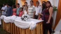 103-year-old man marries his 99-year-old bride in Paraguay