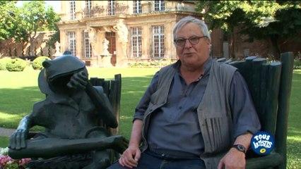 Gilles de Kerversau et la grenouille philosophe / Groupe La Poste - Tous formidables - Tous Artistes