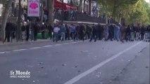 Des émeutes en marge des manifestations lycéennes contre les expulsions d'enfants scolarisés étrangers
