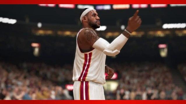 NBA 2K14 - Next-Gen OMG Trailer