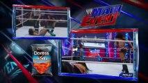 Natalya & Layla vs. Alicia Fox & Aksana: WWE Main Event, July 17, 2013