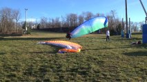 Get Paragliding Lessons by Trained Paragliding Professionals