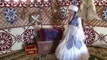 Kazak-Türk Koleji öğrencisi meşhur Kazak Çadırını anlatıyor