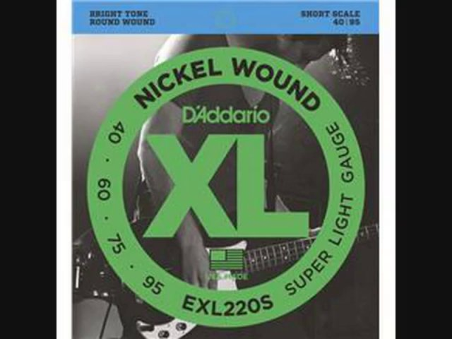 Daddario Exl220s Nickel Guitar Strings Review