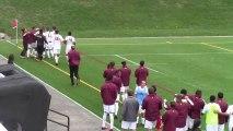 Football : la grosse boulette d'un gardien