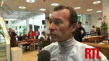 Interview de Thierry Jarney, jockey de AMIRANT