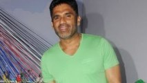 Bollywood Actor Suniel Shetty at inaugurate 'Mchi Credai'22nd Property Exhibition