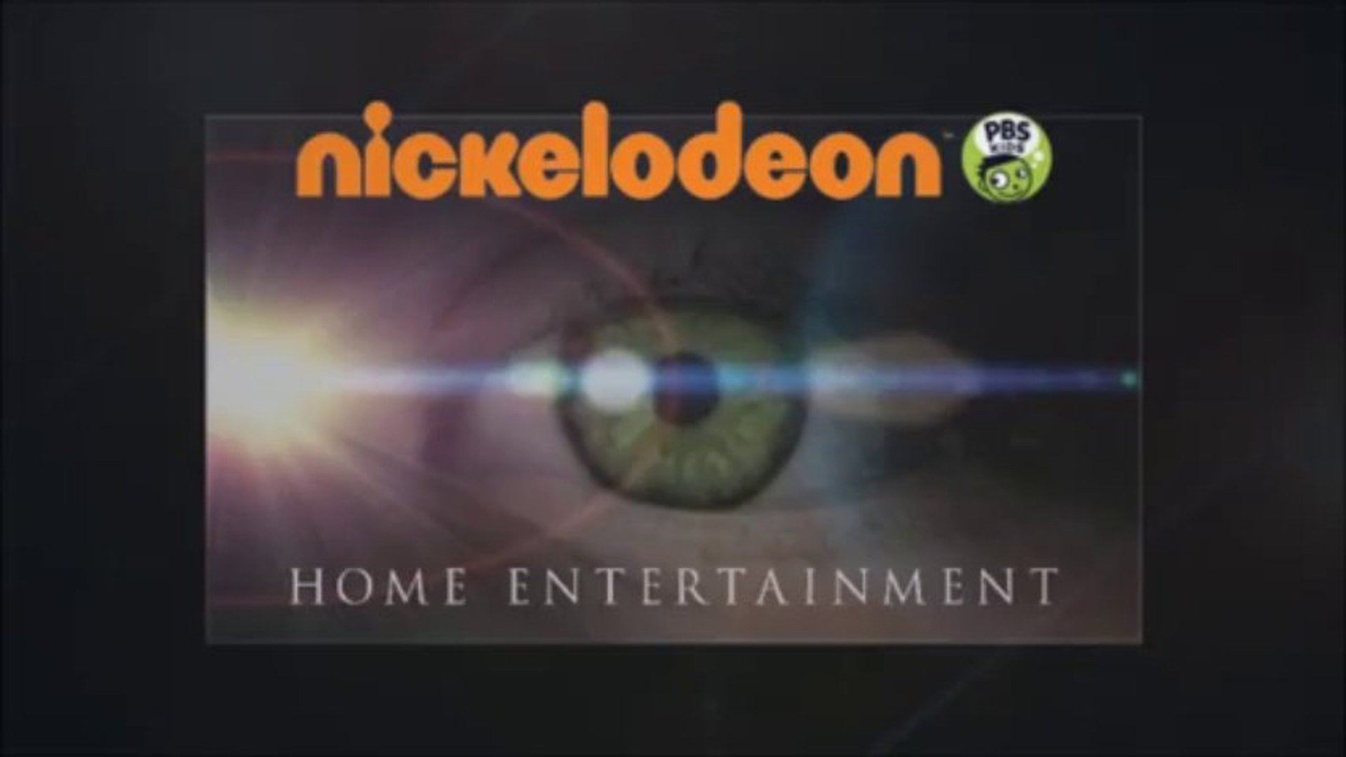 Nickelodeon/PBS Kids Home Entertainment logo (2014) (With Different Music)