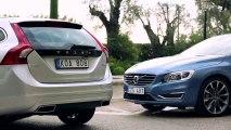 Découvrez les nouvelles gammes Volvo S60/V60/XC60