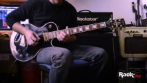 Fade To Black Solo intro - Cover by Bird JAM (Cours de guitare Voiron)