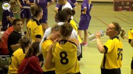 ASV TV - Handball - Coupe de France - Villebon vs Buc - Senior Feminine