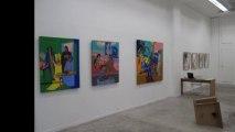 Galerie anne-marie et roland pallade - exposition Mémoires croisées 2009
