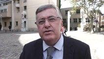 Alain Chabrolle, Vice-Président de la Région Rhône-Alpes, à l'Environnement et à la Santé