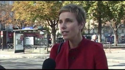Paris (France) 18/10/2013 Autain flingue Valls