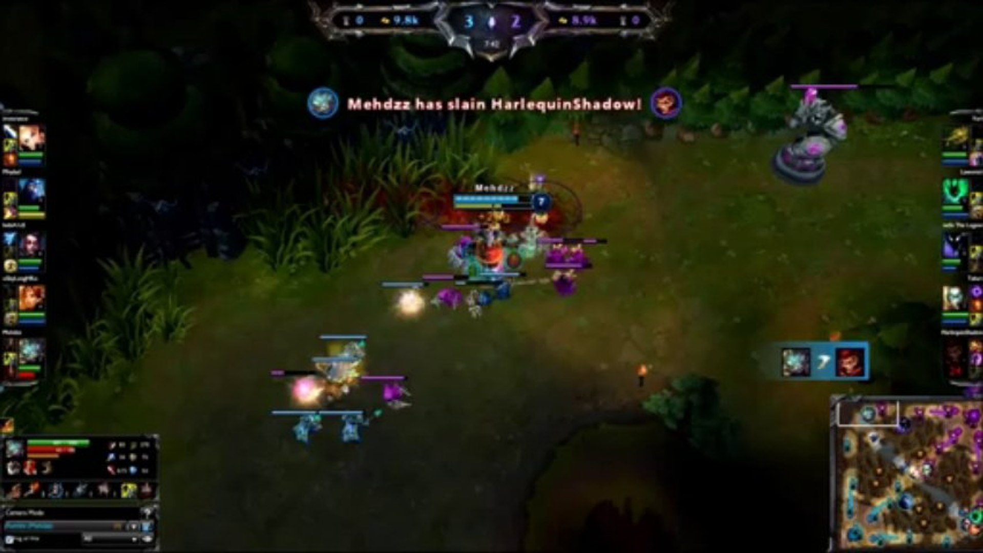 LOL FUN - Back bait - league-of-legends