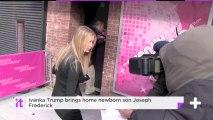 Ivanka Trump Brings Home Newborn Son Joseph Frederick