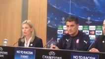 Συνέντευξη Τύπου Μίτσελ 1 (Μπενφίκα - Ολυμπιακός, Champions League 2013-14)
