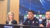 Συνέντευξη Τύπου Μίτσελ 2 (Μπενφίκα - Ολυμπιακός, Champions League 2013-14)
