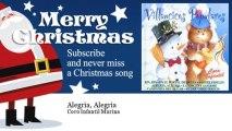 Coro Infantil Marina - Alegria, Alegria