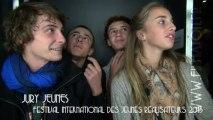 Filmaton du Vendredi 11 Octobre 2013 Festival International des Jeunes Réalisateurs de Saint-Jean-de-Luz