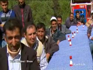 """Gezelim Görelim """"Yıldız Beldesi Değirmenaltı"""",  TRT 1 Ekranında"""