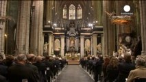 Belgium holds state funeral for former PM Wilfried Martens
