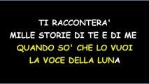 Alex Baroni La Voce Della Luna Karaoke