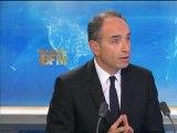 """Jean-François Copé: """" François Hollande a porté un coup terrible à l'autorité de l'Etat"""" - 19/10"""