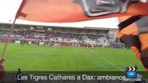 Les Tigres Cathares a Dax:ambiance!!