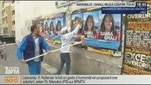 7 jours BFM: Marseille: Ghali, seule contre tous - 19/10