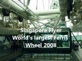 World's Tallest Ferris Wheel 165-metres 541 ft - Singapore Flyer