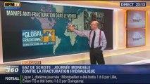Harold à la carte: des manifestations anti-fracturation hydraulique dans le monde - 20/10