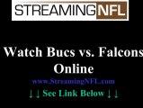 Watch Bucs Falcons Game Online   Tampa Bay Bucs vs ATLANTA Falcons Live Stream NFL Week 7