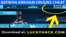 Batman Arkham Origins Cheat Upgrade Points and Money - Android -- V1.02 Batman Arkham Origins Cheat