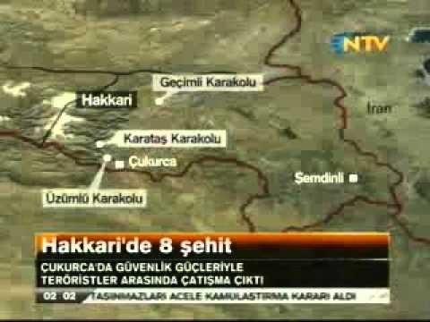 NTV Haber Spikeri Şehit haberini sunduktan sonra şarkı söyledi