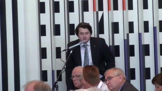 Vorstellung Dietmar Schulmeister (19.10.2013)